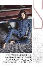 ROSA SALAZAR in Vanity Fair Magazine, Italy January 2019