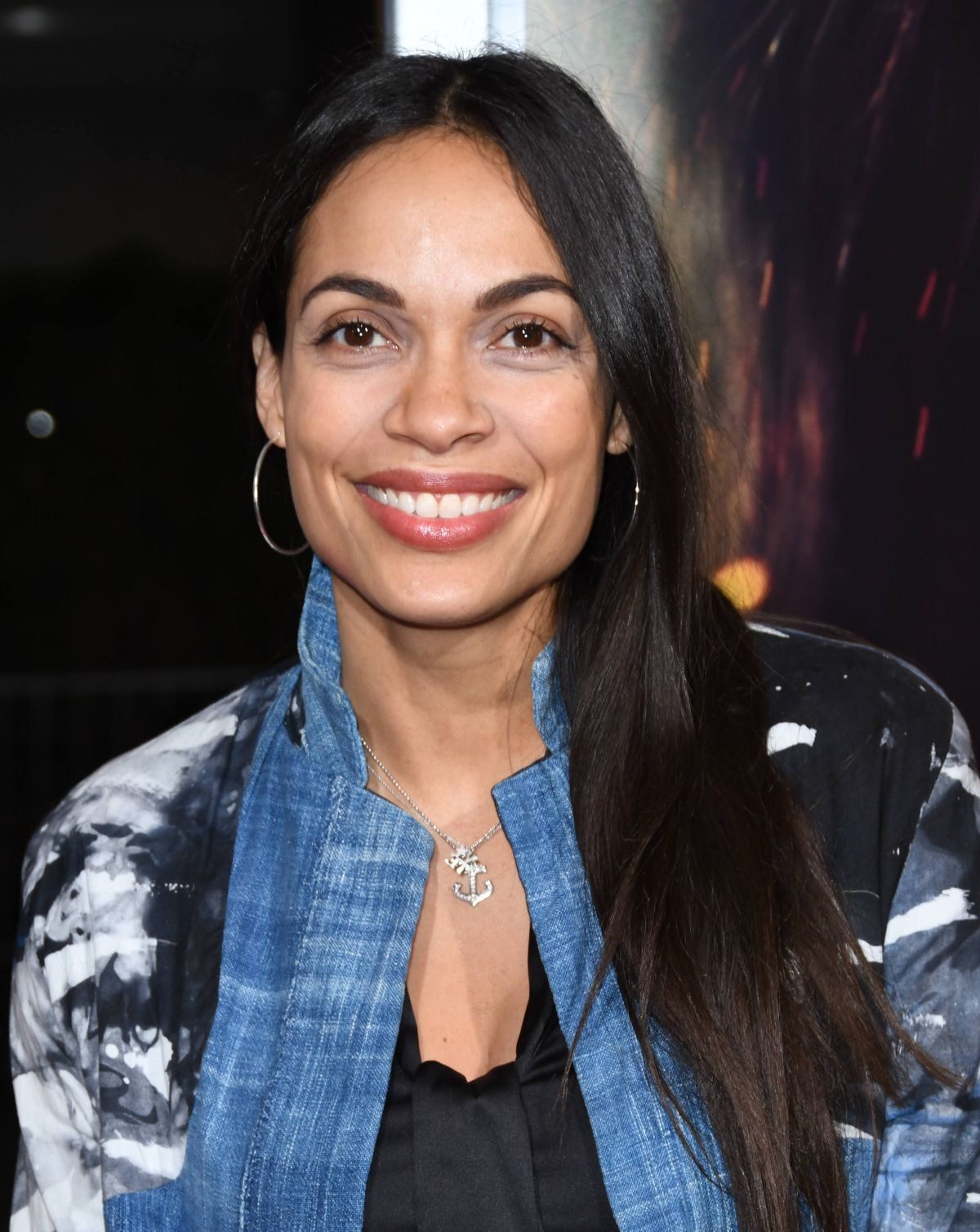 2019 Rosario Dawson nude photos 2019