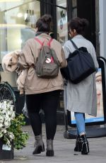 RUBY BHOGAL Out and About in Notting Hil 01/20/2019