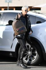 RUBY ROSE at Nine Zero One Salon in Los Angeles 01/18/2019
