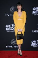 RUMER WILLIS at On the Record Opening in Las Vegas 01/19/2019
