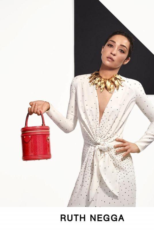 RUTH NEGGA for Louis Vuitton, January 2019