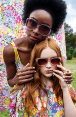 SADIE SINKE for Kate Spade 2019 Spring Brand Campaign