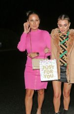 SAM and BILLIE FAIERS at Billie