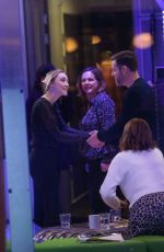 SAOIRSE RONAN at The One Show in London 01/10/2019