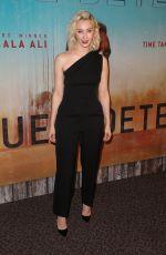 SARAH GADON at True Detective Season 3 Premiere in Los Angeles 01/10/2019