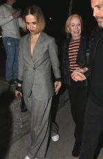 SARAH PAULSON at Chateau Marmont in Hollywood 01/26/2019