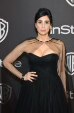 SARAH SILVERMAN at Instyle and Warner Bros Golden Globe Awards Afterparty in Beverly Hills 01/06/2019