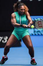 SERENA WILLIAMS at 2019 Australian Open at Melbourne Park 01/15/2019