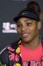 SERENA WILLIAMS at 2019 Australian Open Press Conference at Melbourne Park 01/21/2019