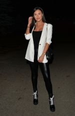 SHELBY TRIBBLE Night Out in London 01/05/2019
