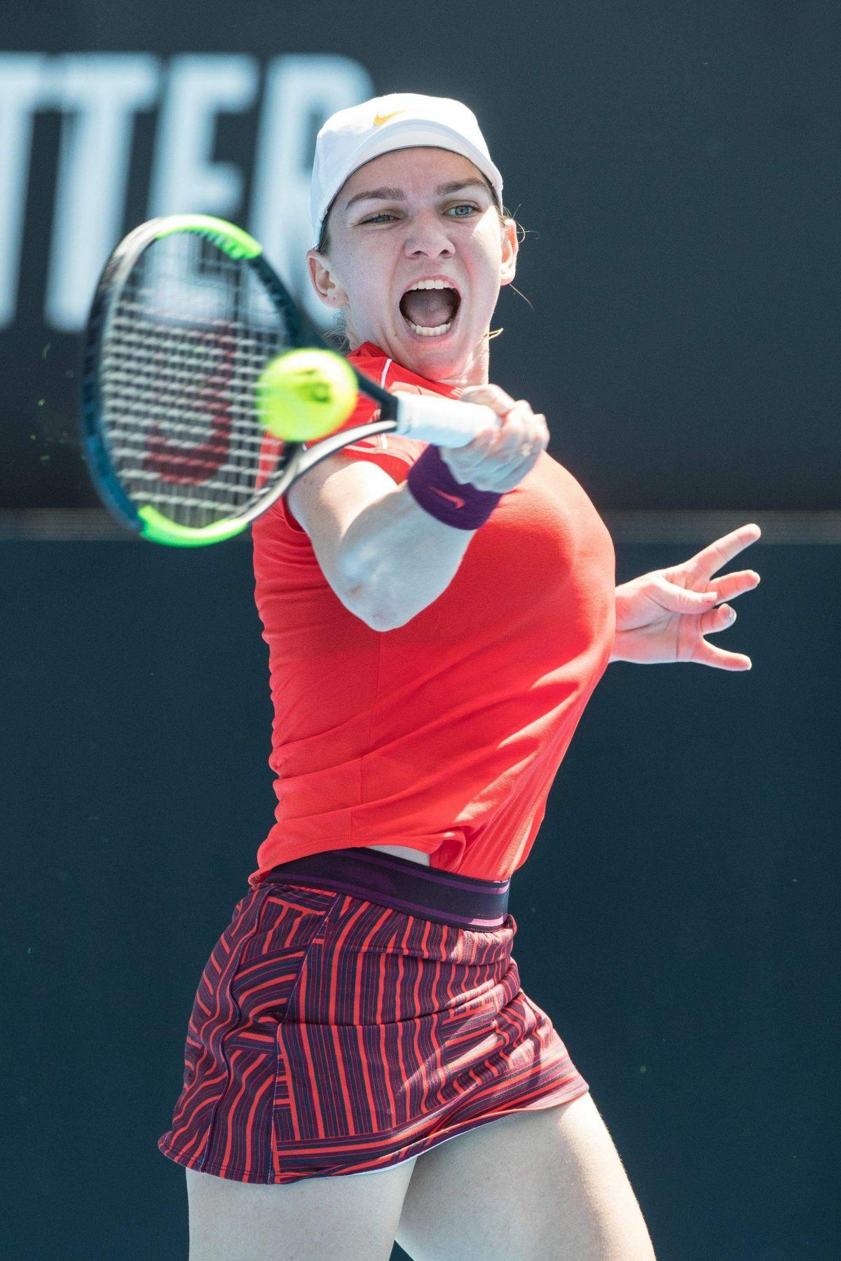 Simona Halep - Sunday, March 10, 2019 - BNP Paribas Open