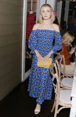 SKYLER SAMUELS at Shopbop x Rhode Resort Dinner in Los Angeles 01/10/2019