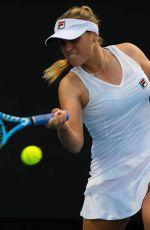SOFIA KENIN at 2019 Australian Open at Melbourne Park 01/15/2019