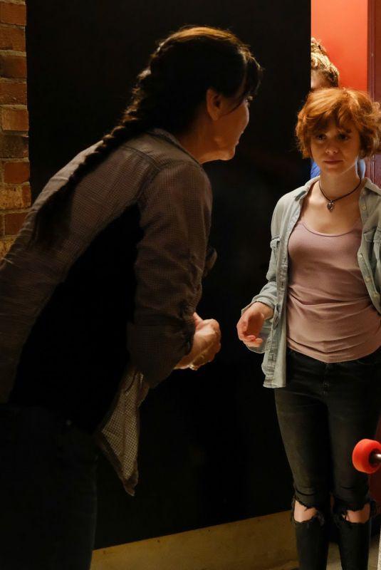 SOPHIA LILLIS - Nancy Drew and the Hidden Staircase Trailer