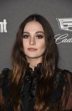 SOPHIE SKELTON at Entertainment Weekly Pre-sag Party in Los Angeles 01/26/2019