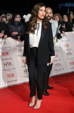 STACEY SOLOMON at 2019 National Television Awards in London 01/22/2019