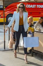 STACY KEIBLER Out for Lunch in Beverly Hills 01/11/2019