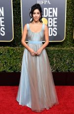 STEPHANIE BEATRIZ at 2019 Golden Globe Awards in Beverly Hills 01/06/2019