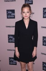 STEPHANIE STYLES at Town & Country Jewelry Awards in New York 01/24/2019
