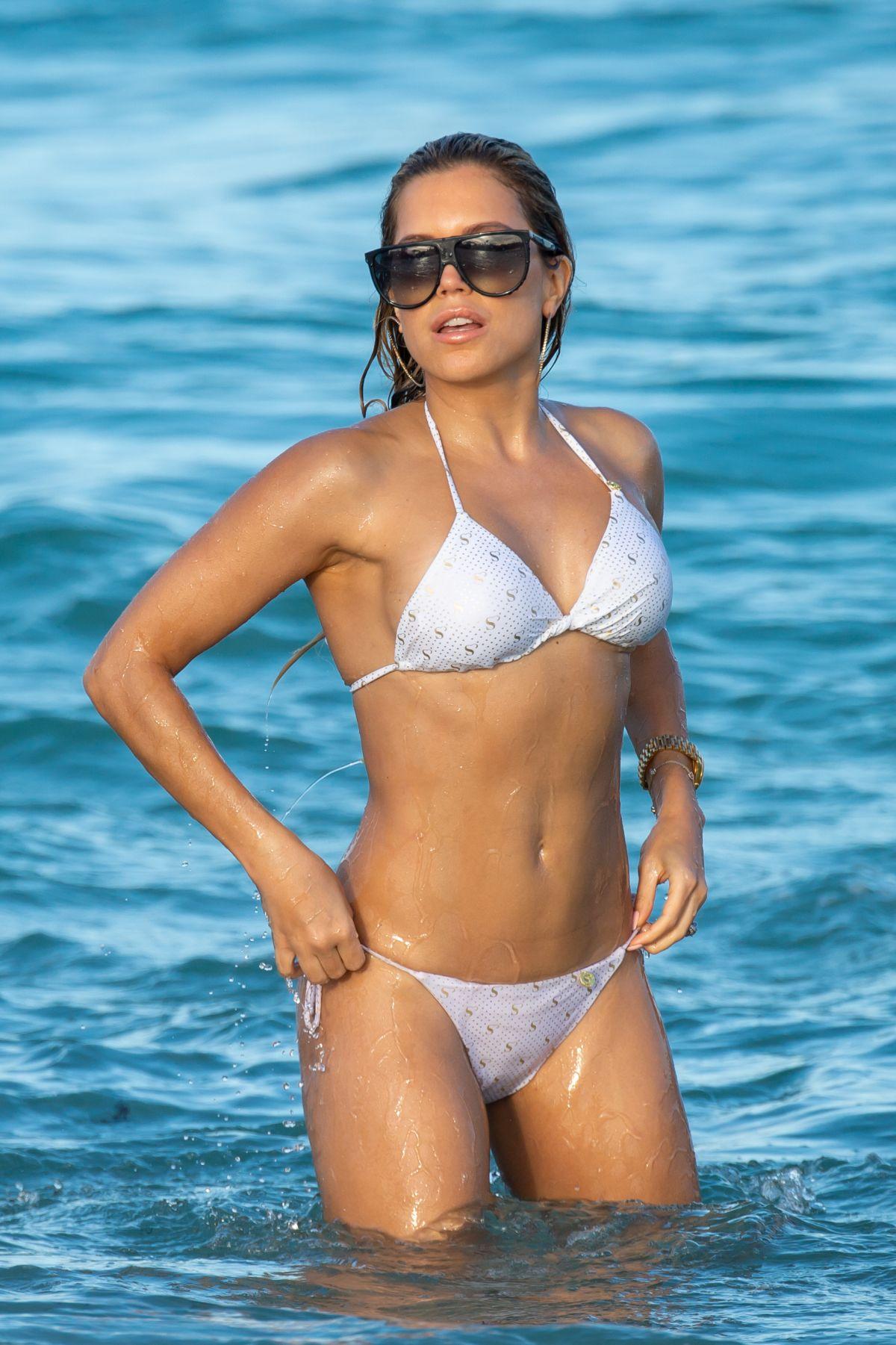 Sylvie Meis Im Bikini