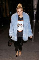 TALLIA STORM at A Simple Favour Blu-ray/DVD Launch in London 01/17/2018