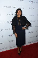 TARAJI P. HENSON at Toast to the Globes Party at Hyde Sunset Kitchen 01/05/2019