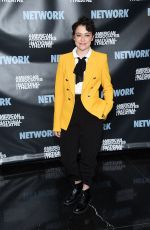 TATIANA MASLANY at American Associates of the National Theatre Celebrate Network in New York 01/11/2019