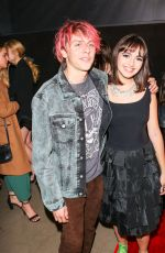 TAYLOR BLACKWELL at Anthem of a Teenage Prophet Premiere in Hollywood 01/10/2019
