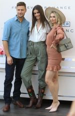 TAYLOR HILL and Michael Stephen Shank at Ralph Lauren Pop Up Shop in Hollywood 01/24/2019