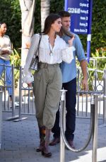 TAYLOR HILL and Michael Stephen Shank in Los Angeles 01/24/2019