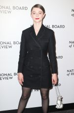THOMASIN MCKENZIE at National Board of Review Awards Gala in New York 01/08/2019