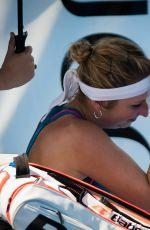 TIMEA BACSINSZKY at 2019 Sydney International Tennis 01/09/2019