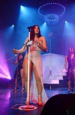 TONI BRAXTON Performs at Hard Rock Hotel & Casino in Hollywood, Florida 01/29/2019