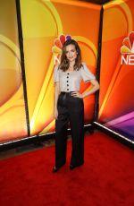 TORREY DEVITTO at NBC New York Mid Season Press Junket in New York 01/24/2019