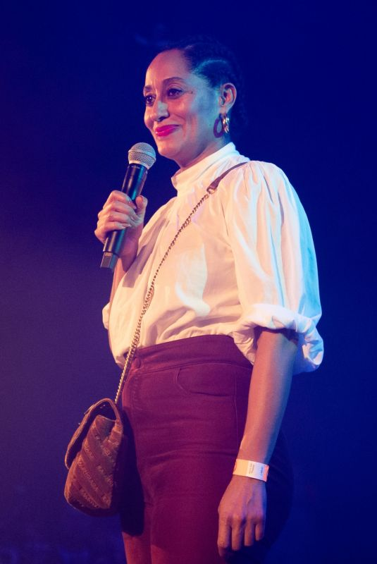 TRACEE ELLIS ROSS Performs at Roxy Theatre in West Hollywood 01/18/2019