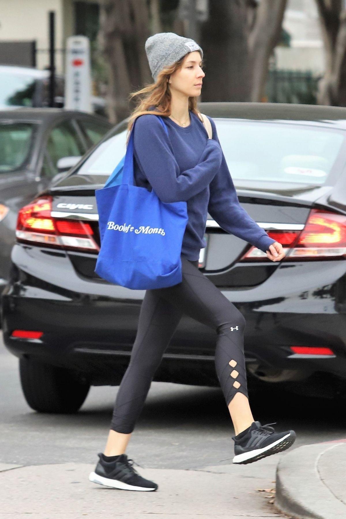 TROIAN BELLISARIO Out Shopping in Los Angeles 01/05/2019 ...  TROIAN BELLISAR...