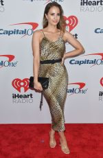 VANESSA GRIMALDI at Iheartradio Podcast Awards in Burdank 01/18/2019