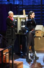 VANESSA HUDGENS at Rent Live, Dress Rehearsal, January 2019
