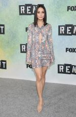 VANESSA HUDGENS at Rent: Live Photocall in Los Angeles 01/08/2019