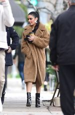 VANESSA HUDGENS Out in Los Angeles 01/16/2019