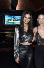 VICTORIA JUSTICE at a Private Event in Staples Center at Elton John Farewell Concert 01/30/2019