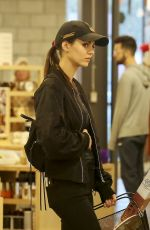 VICTORIA JUSTICE Out Shopping in Los Angeles 01/18/2019