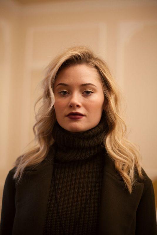 VIRGINIA GRDNER for Teen Vogue, 2018