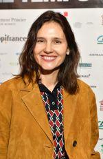 VIRGINIE LEDOYEN at Le Temps Presse Festival in Paris 01/29/2019