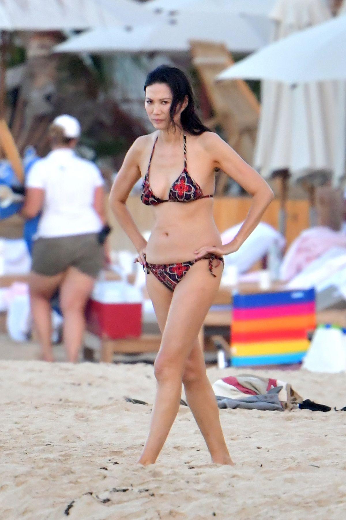 Wendi Deng Murdoch Bikini Nude Photos 10