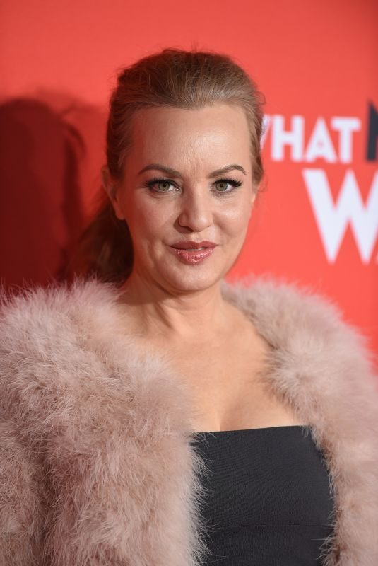 WENDI MCLENDON-COVEY at What Men Want Premiere in Los Angeles 01/28/2019