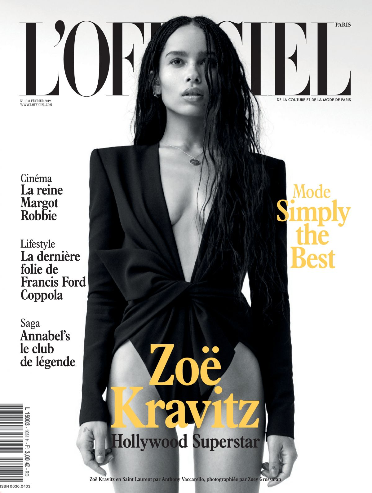 Sexy 2019 Zoe Kravitz naked photo 2017