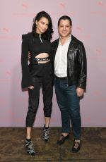 ADRIANA LIMA at Maybelline New York Puma Launch 02/10/2019
