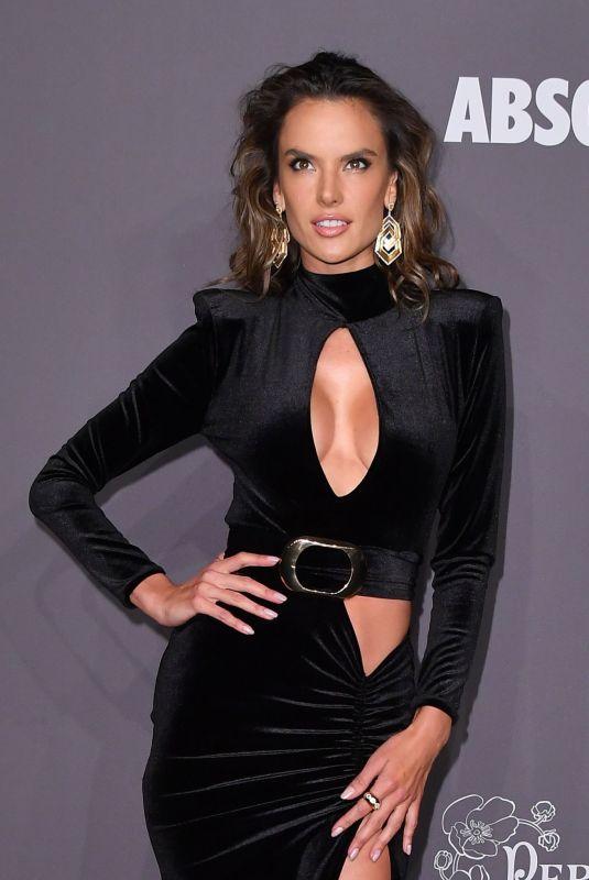 ALESSANDRA AMBROSIO at Amfar New York Gala 2019 02/06/2019